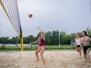 Blamuka beim Beachvolleyball
